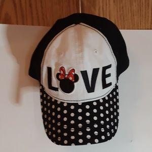 Minnie Mouse Girls cap/hat
